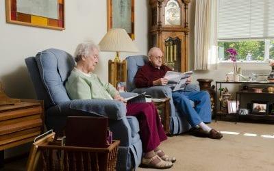 How Art Can Make a Senior Living Space Feel Like Home