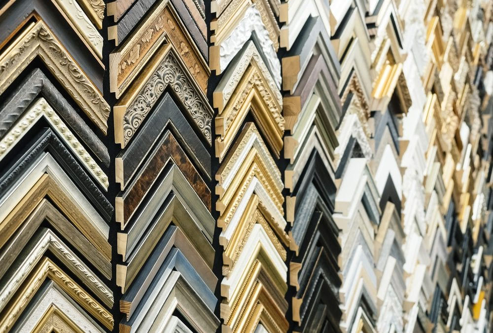 What to Look for in a Wholesale Picture Framing Provider