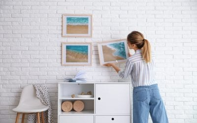 3 Ways Custom Picture Framing Can Enhance the Interior Design of Your Client's Home
