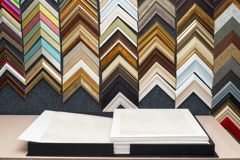 4 Factors to Consider When Choosing the Right Picture Framing Company