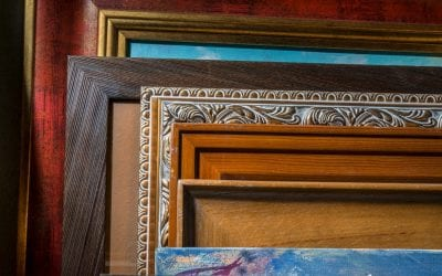 A Look at the Most Popular Art Frames