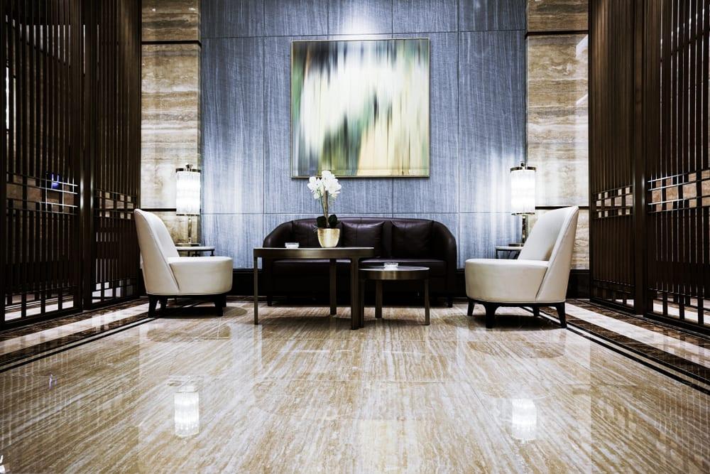 How Art Improves a Hotel Lobby